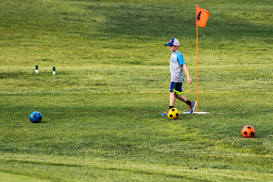 Foot Golf at El Zagal