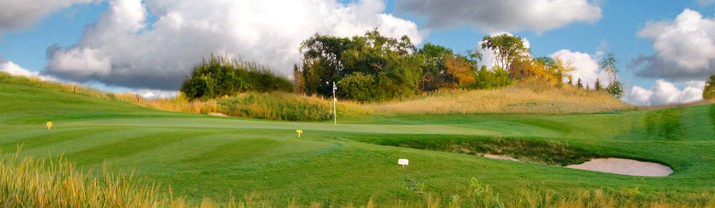 Fargo Osgood Public Golf Course, 9-Hole